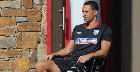 Ferdinand: No South Africa return