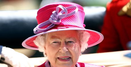 The Queen: Exciting Derby contender