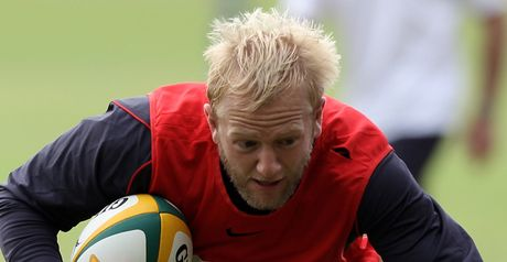 Shane Geraghty: Back at London Irish