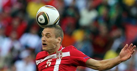 Vidic: Disappointed