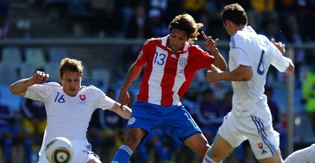 Vera sets Paraguay on their way with the opener