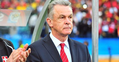 Hitzfeld: All to play for
