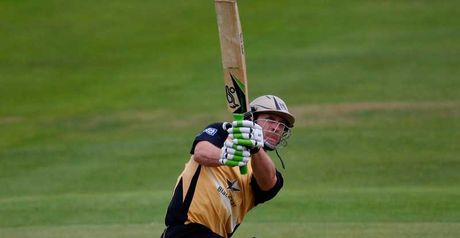 Troughton: new Warwickshire captain