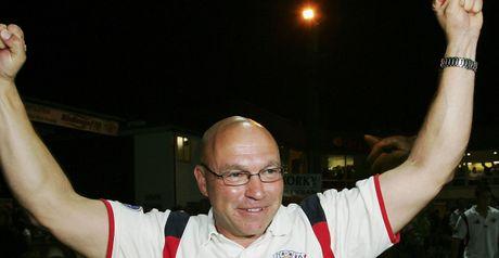 Kear: Wakefield coach