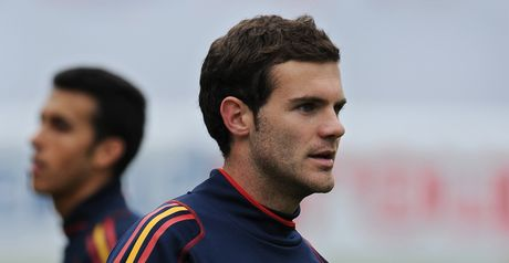 Mata: Hoping for full fitness