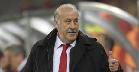 Del Bosque: Won't make big changes