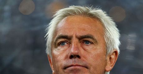 Van Marwijk: Seen his side rise to head of the rankings