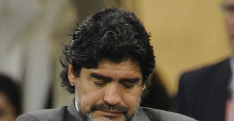 Maradona: Future to be decided