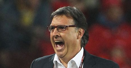 Martino: Stepping down after four years in charge of Paraguay