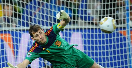 Casillas: Has called for patience