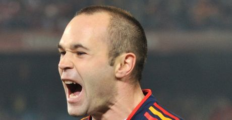 Iniesta: Spanish hero