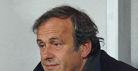 Platini: Yet to decide