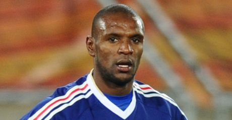 Abidal: Out of favour