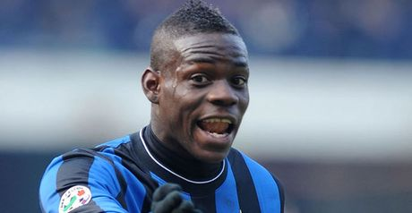 Balotelli: International call-up