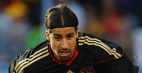 Khedira: Attracting interest