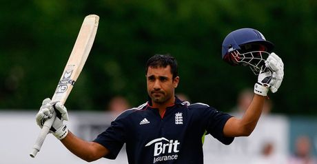 Bopara: scored 105 not out, finished on the losing side