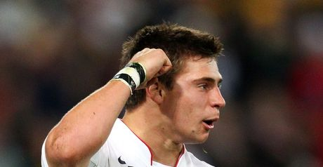 Youngs: Can't wait to play at Twickenham