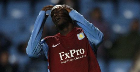 Heskey: Clashed with referee during Saturday's draw against Wigan