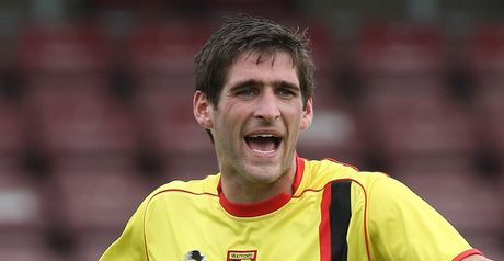 Graham: Helped Watford to third