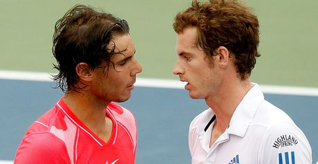 Four-square: top seed Nadal could meet Murray in the semi-finals this year