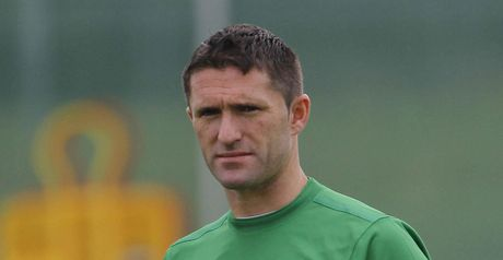 Keane: Set for 100th cap