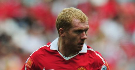 Scholes: Not slowing down