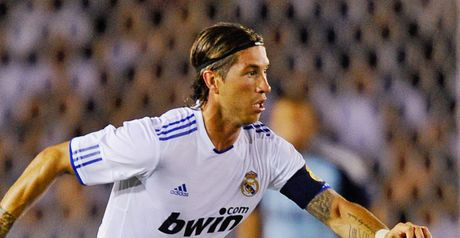 Ramos: Is prepared to listen to offers