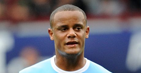 Kompany: Has missed just one of City's Premier League games so far