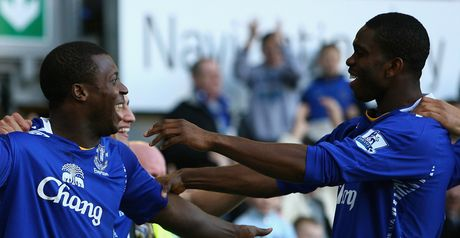 Yakubu: Likely to stay at Everton