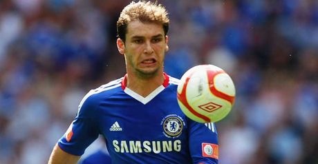 Ivanovic: Back injury remains