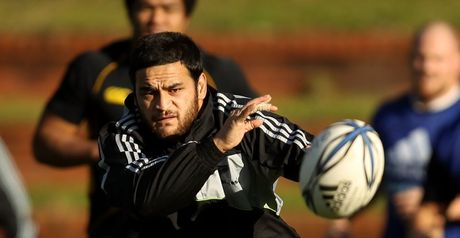 Weepu: Starts at scrum-half