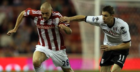 Wilkinson: Stoke defender sharpening his competitive edge in pre-seaon