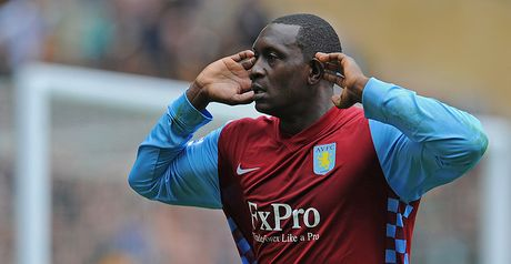 Heskey: Ruled out