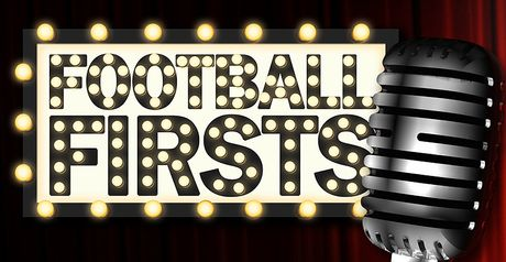 Football firsts: Kevin Bridges