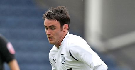 Treacy: Expected to sign a three-year contract at Burnley after Preston accepted a bid for the winger