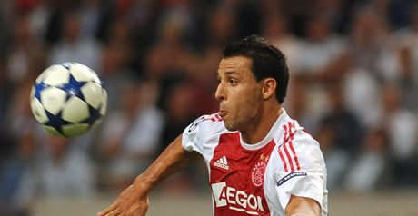 Mounir El Hamdaoui is currently out of favour at Ajax
