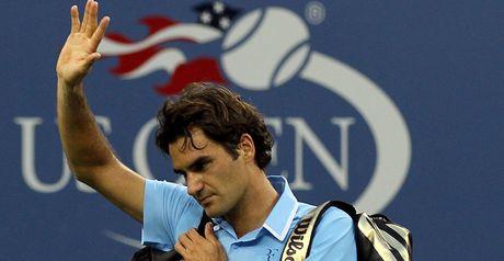Federer: US Open exit