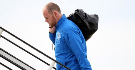 Rooney: On his way to Switzerland