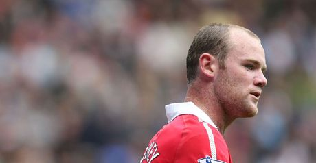 Rooney: Ruled out