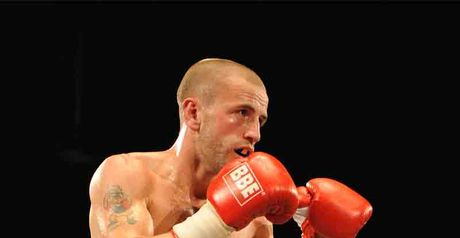 Martin Lindsay: Seeking to regain the British title (Pic -leighdawneyphotography.com)