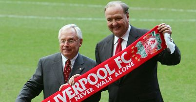 George Gillett and Tom Hicks: Former Liverpool owners
