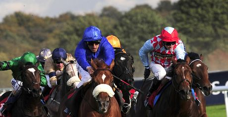 Bridgefield strikes for Godolphin at Doncaster