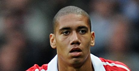 Smalling: Cools unbeatable talk