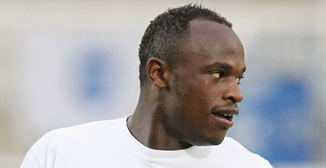 Oliech: Staying put