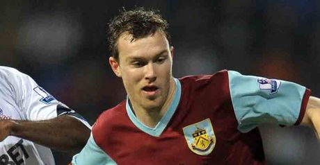 McDonald: Back at Burnley