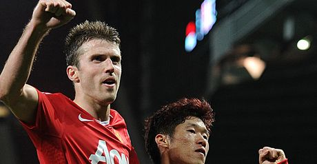 Carrick: Not getting carried away after first leg victory