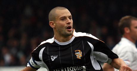 Richards: Netted for Port Vale