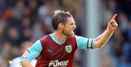 Alexander: On target for Clarets
