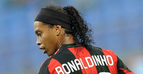 Ronaldinho: Hoping to be fit