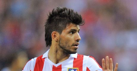 Aguero: Not set to join Juventus